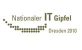 Logo des It-Gipfels am 7.12.2010 in Dresden