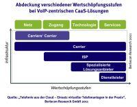 CaaS Studie Wertschöpfung der Anbieter