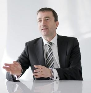 QSC-Vorstand Joachim Trickl