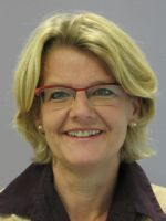 Claudia Isringhaus, Leiterin Unternehmenskommunikation und Marketing bei QSC