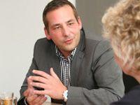 Thorsten Grosse, Vorstand und Technischer Direktor der IP Partner AG.