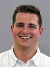 Thomas Moebius vom IT-Servicedesk, Technik-Leiter der QSC-HV