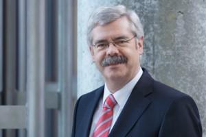 Ernst Müller (Gründer und Vorstandsvorsitzender der INFO AG)