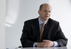 Dr. Bernd Schlobohm (Gründer und Vorstandsvorsitzender der QSC AG)