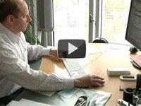 QSC auf Youtube: Video über IPfonie centraflex.