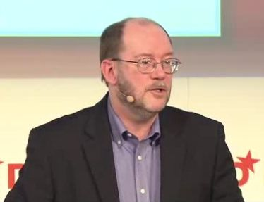 Dan Reed, Corporate Vice President Technology Strategy bei Microsoft, auf der Digital Life Conference im Januar 2011 in München. Foto: Microsoft.