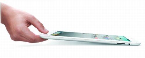 Elegant und handlich: das iPad2 von Apple.