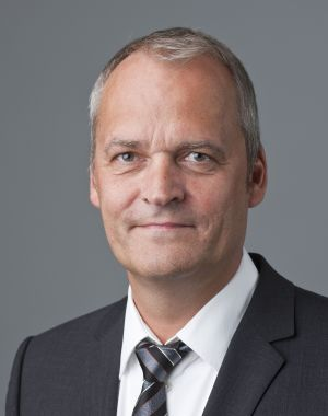 QSC-Vorstand Arnold Stender.