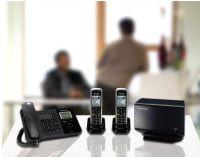 Panasonic TPG500: ermöglicht komfortable IP-DECT-Singlecell-Lösungen.