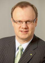 Dr. Robert Mayr, Vorstand der Datev eG.