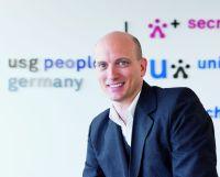 Christian Stiegler, IT-Leiter von USG People, setzt auf das QSC-Netz.