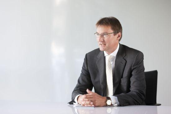 Thomas Stoek, Chef der INFO AG und Vorstand der QSC AG.