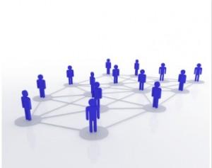 Soziale Netzwerke werden auch beruflich immer wichtiger. Abbildung: aboutpixel.