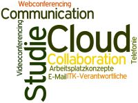 """PAC-Studie """"Communication und Collaboration aus der Cloud - Wie weit sind deutsche Unternehmen?"""""""
