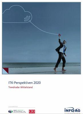 """Die neue Studie """"ITK-Perspektiven 2020 – Trendradar Mittelstand""""."""