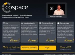 Cospace, das kostenlose Cloud-basierte Kommunikationstool von QSC.