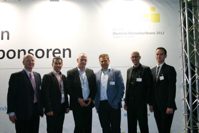 Microsoft Partnerkonferenz.