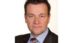 """Christian Klinkerfuß, Leiter der Abteilung """"Interne IT/ Service IT"""" bei der INFO AG."""