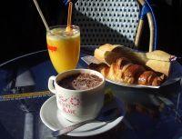 IT-Brunch München: Informationen über IP-Telefonie - und ein gutes Frühstück. Foto: M. MILTZOW/Wikipedia/(lizenzfrei).