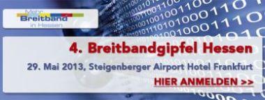 4. Hessischer Breitbandgipfel.