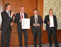 "Preisverleihung ""Cloud Leader Award 2013"""
