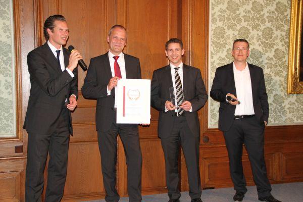 Cloud Leader: Preisverleihung 2013