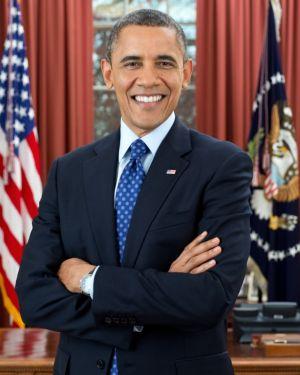 Mit Big Data zum US-Präsidenten: Obama verdankt seinen Wahlerfolg zum großen Teil der Analyse von Massendaten. Foto (Public Domain): Pete Souza / Official White House Photo.