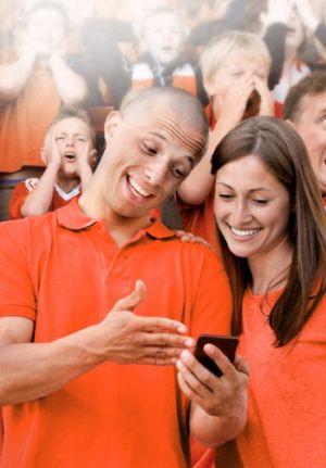 WiFi-Services für viele Menschen bietet QSC als Event-Modul an - etwa für Fußballstadien und anderen große Veranstaltungsorte bietet QSC als Event-Modul an.