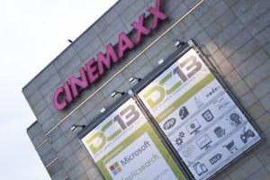 Im Cinemaxx Hamburg fand die Developer Conferenz 2013 statt.