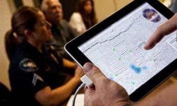 iPad im Arbeitseinsatz: Immer mehr Mitarbeiter möchten ihre eigenen Geräte auch im Büro benutzen. Quelle: Apple.