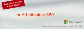 Header Arbeitsplatz 360 Grad für CeBIT 2014