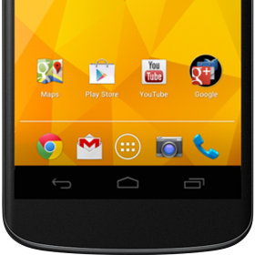 """Foto: """"Mobile Apps (application software) on the Nexus 4"""" - Copyright © 2014 Android Open Source Project."""