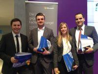 Microsoft FIT-Programm QSC-Absolventen 2014