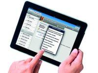Mobile CRM-Lösungen – im Bild ein Beispiel von CAS Software – gehen weit über die sonst üblichen Standardfunktionen wie Zugriff auf Adressen, Aufgaben, Vorgänge, Projekte oder E-Mails hinaus. Quelle: CAS Software AG.