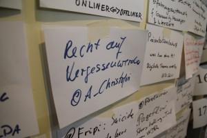 Rund 50 Sessions allein am ersten Veranstaltungstag machten die Wahl nicht immer leicht. Foto: Dennis Knake/QSC AG
