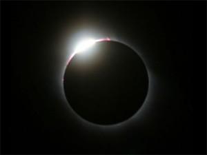 Sonnenfinsternis Symbolfoto. Quelle: Thomas Baer, Wikipedia (CC) BY-SA 3.0