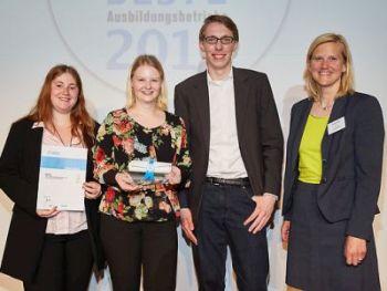 Hamburgs beste Ausbildungsbetriebe 2015