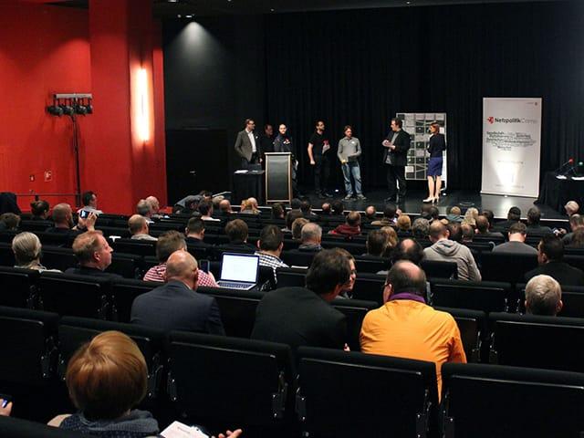 Netzpolitikcamp NRW