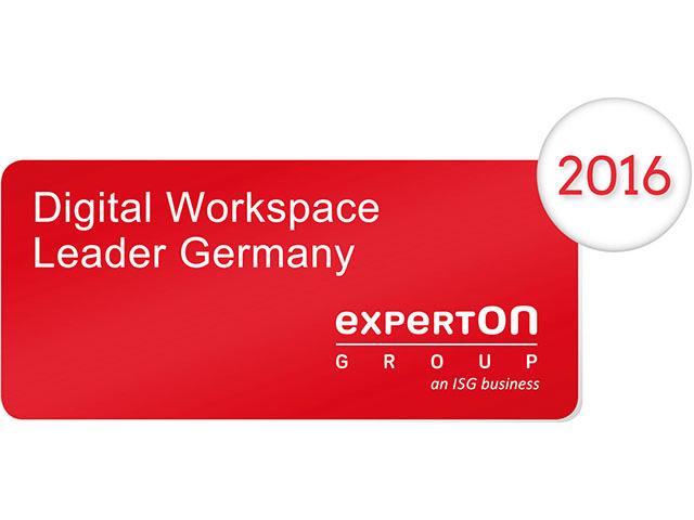Digital Workplace Leader Germany 2016