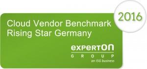 Cloud Rising Star Germany