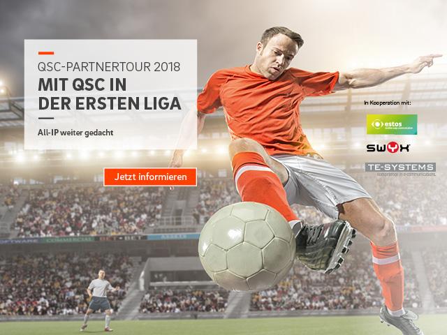 QSC-Partnertour 2018