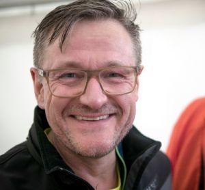 Jürgen Hermann, QSC AG, beim Firmenlauf Köln 2018. Foto: © QSC AG.
