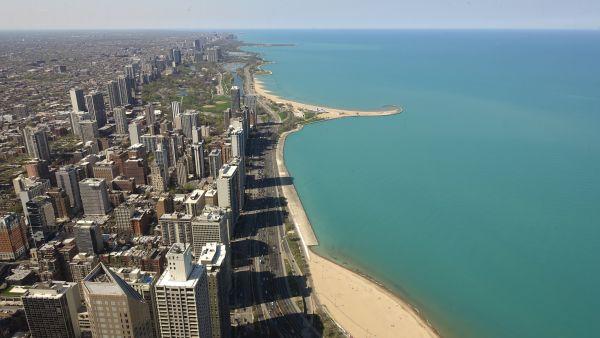 John Hancock Center Chicago. Foto: © QSC AG / Patrick Laube.