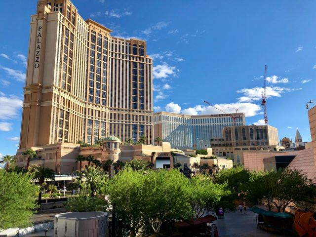 Las Vegas, Oktober 2018. Foto: © QSC AG.