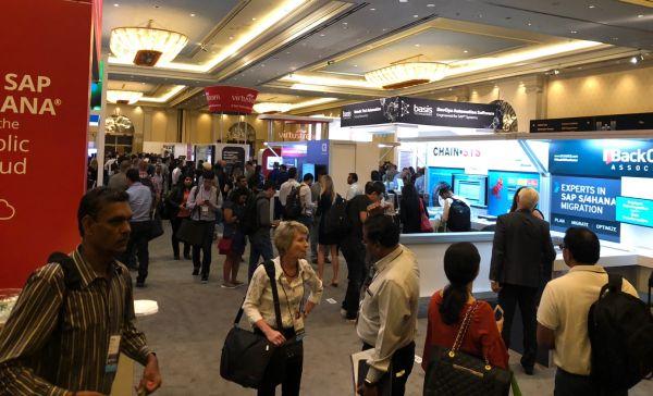TechEd Las Vegas: Eine der großen, jährlichen Konferenzen für SAP-Entwickler. Foto: © QSC AG.