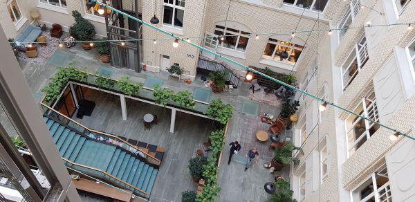 Mindspace Coworking, Berlin, Krausenstraße 9-10. Foto: © Mindspace.