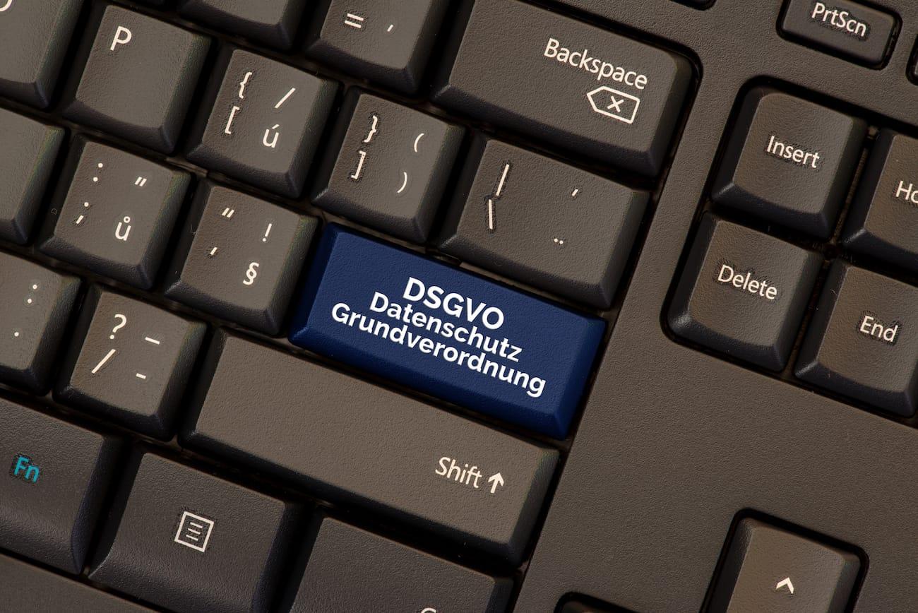 DSGVO / GDPR