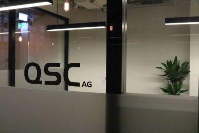 Die QSC AG hat im Mindspace Coworking, in der Berliner Krausenstraße 9-10 ein Büro eröffnet. Foto: © Daniela Eckstein / QSC AG.