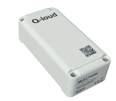 """Der """"NB-IoT Asset Tracker"""" der Q-loud GmbH, der auf Industrie 4.0 und IoT spezialisierten Tochterfirma der QSC AG. Foto: © Q-loud GmbH."""