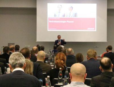 Plusnet-Partnerkonferenz 2018 in Köln. Foto: © QSC AG / Daniela Eckstein.
